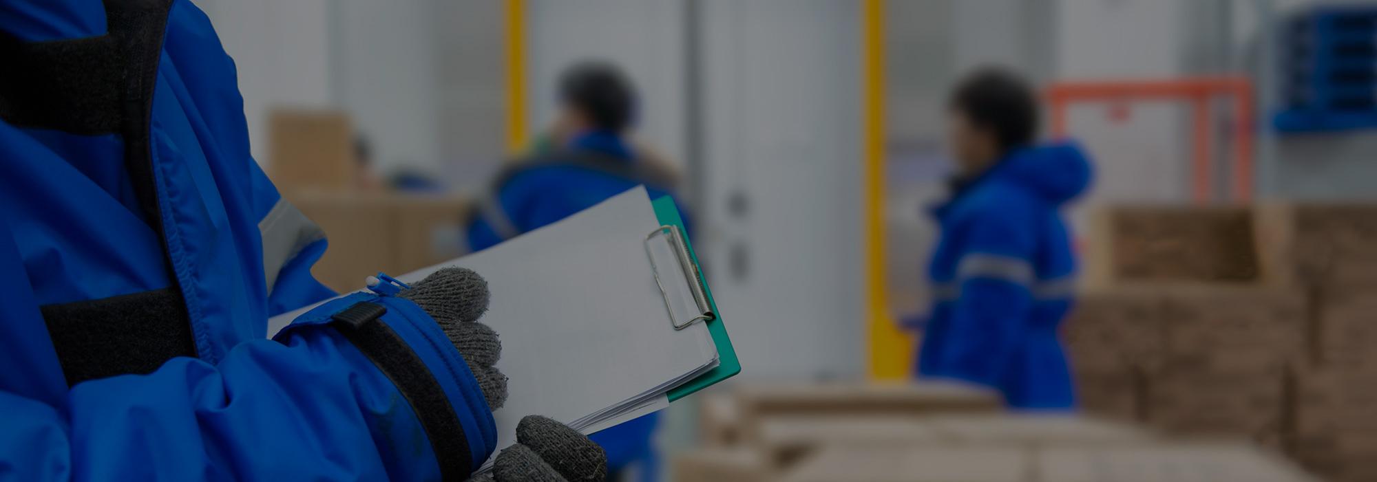 TAS refrigerated distribution transportation and storage of